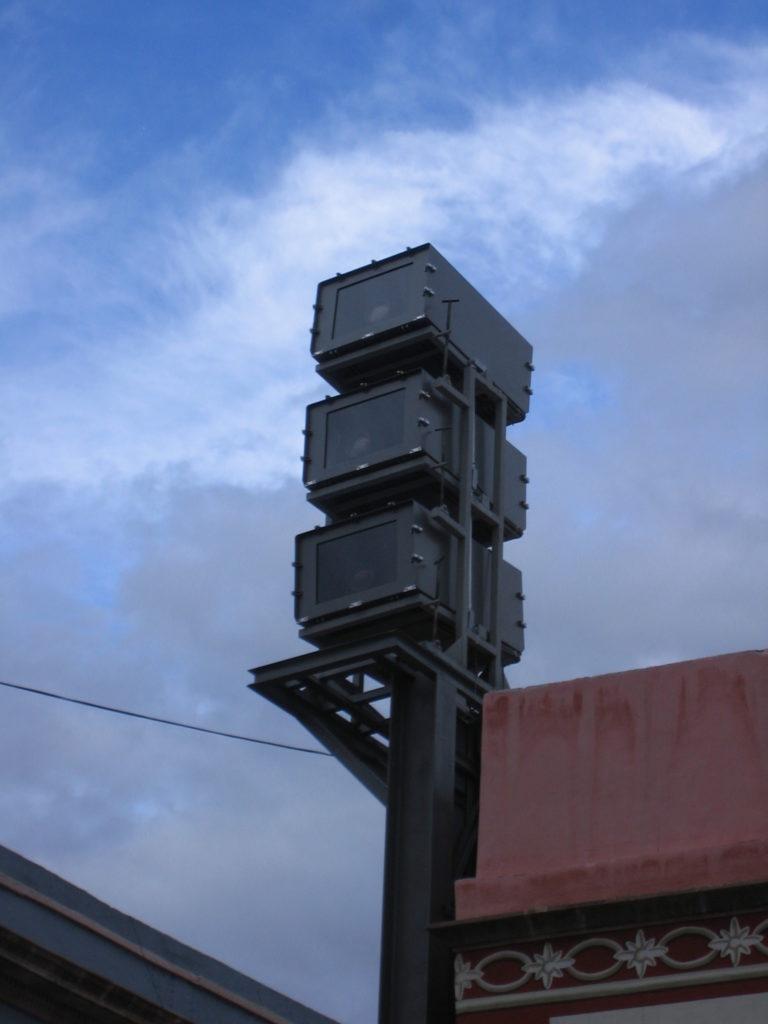 Tempest Cyclone enclosures at Zacatecas
