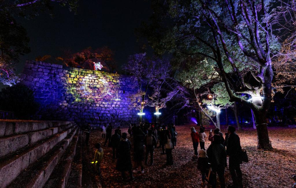 Sakuya Lumina installation image