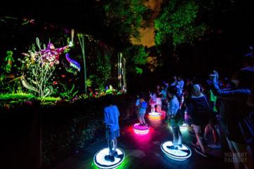 Rainforest Lumina, Singapore