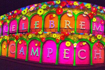 Celebremos Campeche, Mexico