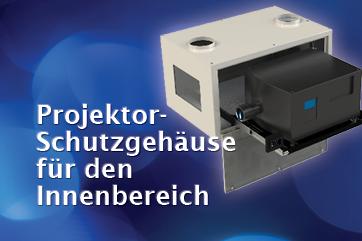 Picture Tag Indoor projector enclosures Tempest Indoor Projektor-Schutzgehäuse von Tempest