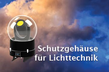 Picture Tag Lighting enclosures Tempest Schutzgehäuse für Lichttechnik von Tempest