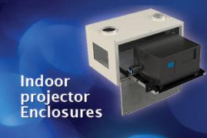Indoor Projector Enclosure