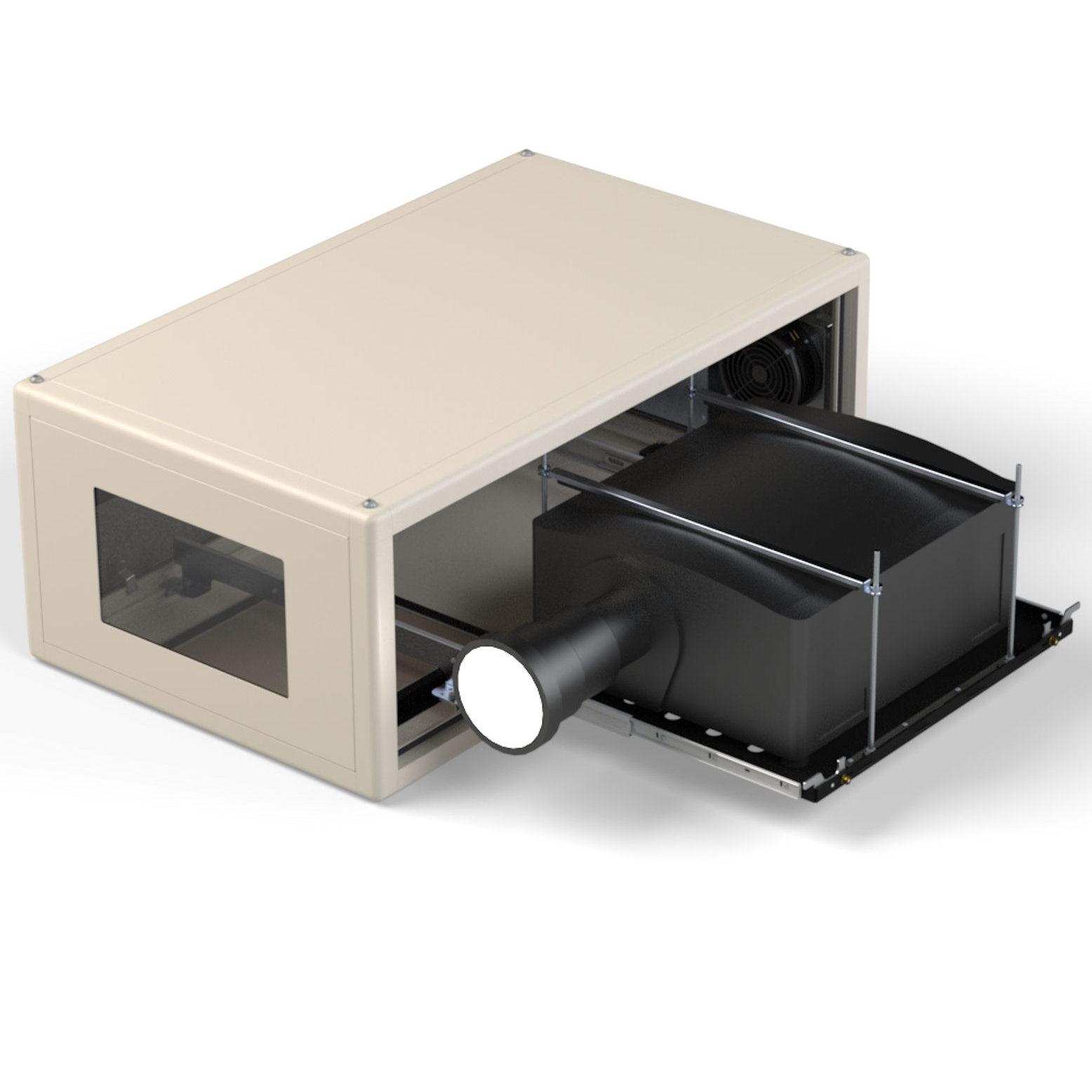あらゆる気候タイプに対応するブリザード屋外エンクロージャー:プロジェクター3,000〜15,000ルーメン向けのフル仕様のプロフェッショナルプロジェクターハウジング。